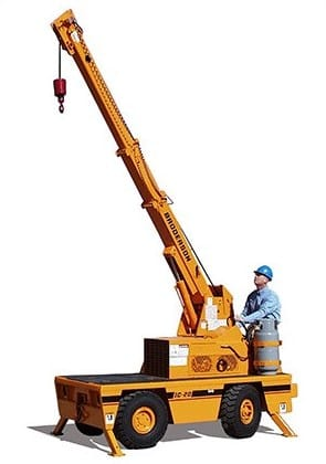Carry Deck Crane