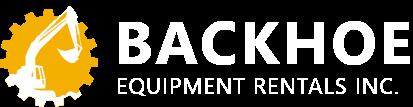 backhoe Rental
